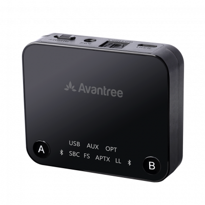 aptX Low Latency Bluetooth Transmitter for TV & PC  Optical