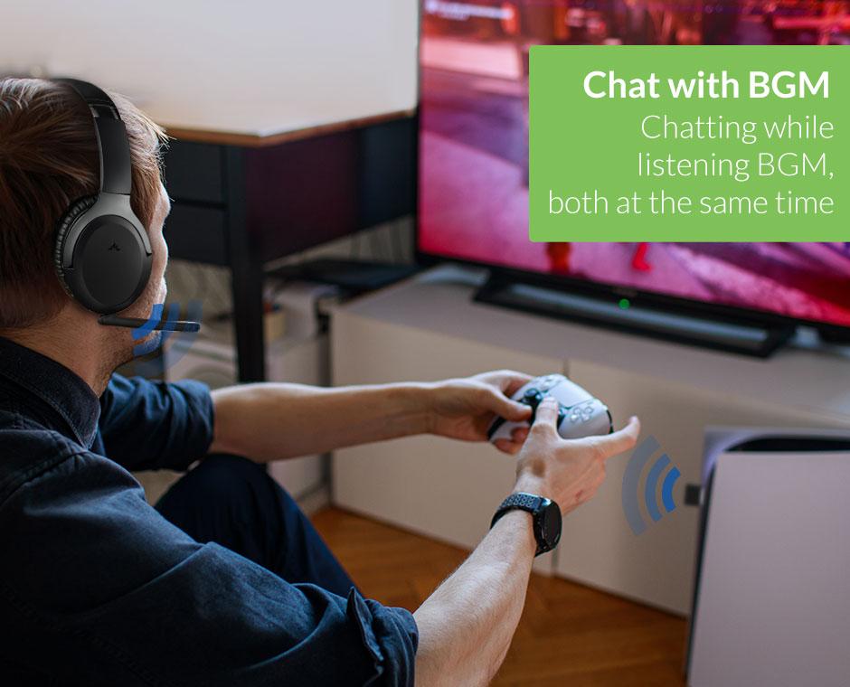 Voice-chat aus e bom